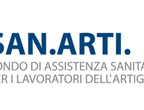SAN.ARTI. proroga misure straordinarie COVID-19