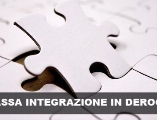Firmato Accordo per la Cassa Integrazione in Deroga