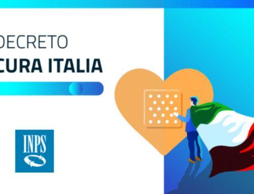 Decreto Cura Italia – Novità: accesso al sito INPS