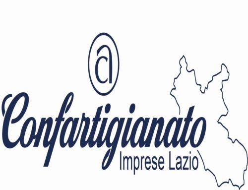 COMUNICATO STAMPA Confartigianato Lazio: Bene Ristori ma avviare presto le misure per tornare a crescere