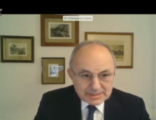 """LEGGE DI BILANCIO – Cesare Fumagalli alla Camera: """"Serve visione strategica. Valorizzare potenzialità delle piccole imprese"""""""
