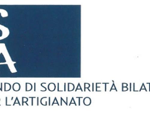 COVID 19 – Emanato decreto per trasferire a Fsba 448 milioni per erogare la Cig ai dipendenti dell'artigianato