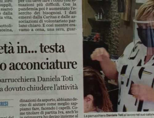 Solidarietà in… testa – Donando acconciature