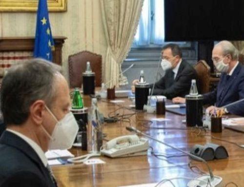 GOVERNO – Il Presidente Granelli al Presidente Draghi: 'Per far ripartire l'Italia subito riforme e investire su PMI'